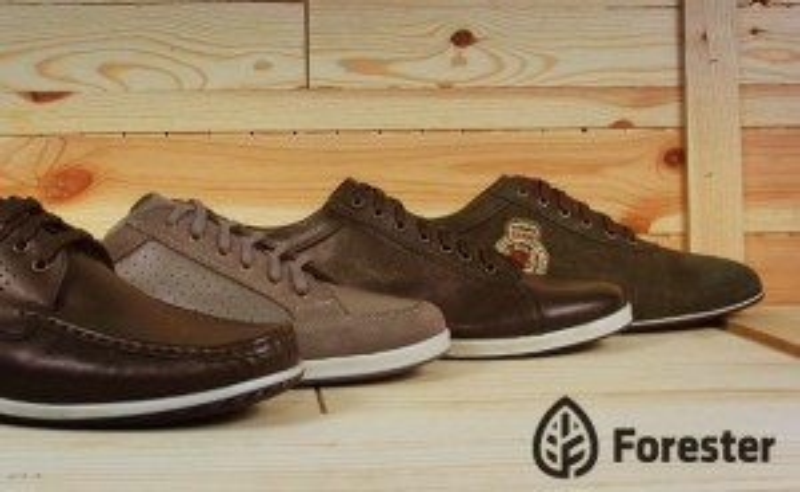 Forester обувь