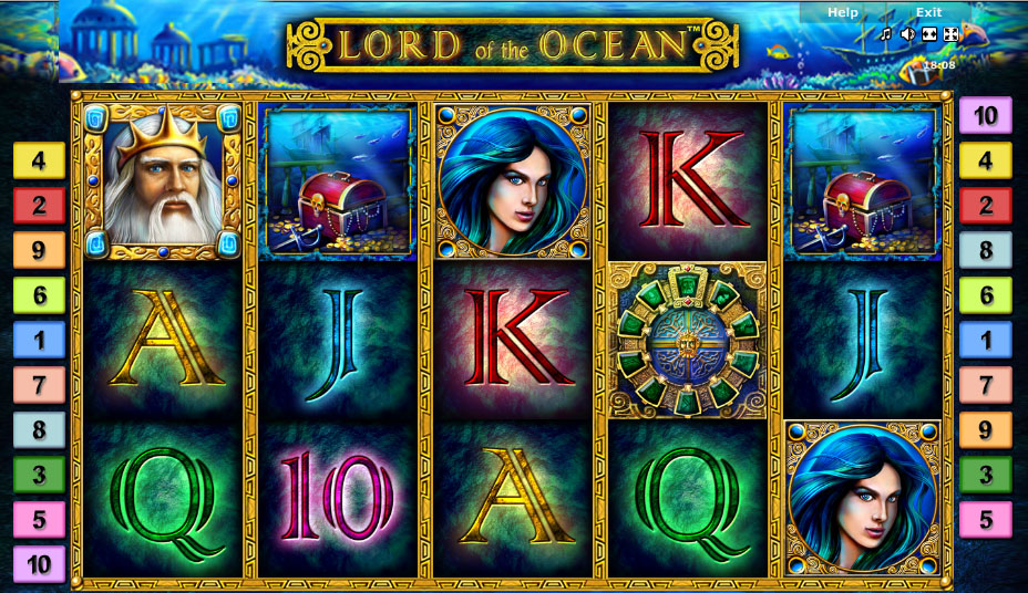 lord of ocean tricks 2017