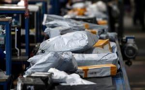 международная доставка посылок